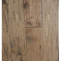 Wholesale rustic American Hickory engineered flooring, T&G and click joints from china suppliers