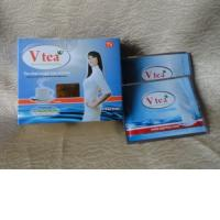 Wholesale V Tea - Herbal Weight Loss Slimming Tea Contain Green Bean Flour, Konjak Flour, Tuckahoe from china suppliers