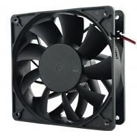 Wholesale Dual Ball Bearing DC Axial Fans / High Static Pressure Fans 12V 4.8A from china suppliers