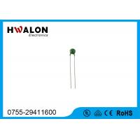Wholesale Professional Silicon Resin Overheat Protection Thermistor , PTC Thermistor Resistor from china suppliers