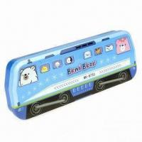 Wholesale Metal Pencil Case, OEM Orders are Accepted, Lightweight and Durable, Convenient to Carry from china suppliers