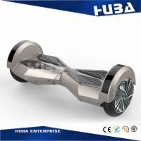 Wholesale Smart 8 Inch Two Wheel Self Balancing Scooter , Easy To Carry from china suppliers