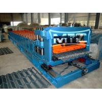 Wholesale Glazed Roof Tile Forming Machine for Building from china suppliers