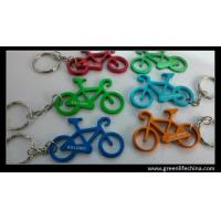 Wholesale Custom metal bicycle keychain bottle opener beer/can promotional gift opener key chains from china suppliers