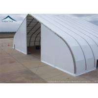 Wholesale Fabric Covered Buildings Durable Aircraft Hangar With Heavy Duty Materials from china suppliers