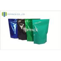 Wholesale 500ml Foil Liquid Stand Up Pouches Colorful Gravure Printing Standing Pouch from china suppliers