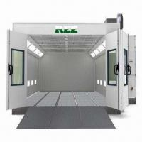 Wholesale Industrial Spray Booth with Imported Advanced Foreign Tech, CE-marked from china suppliers