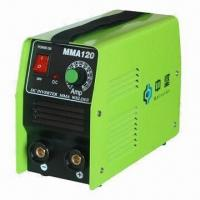 Buy cheap MOS portable inverter single phase arc welding machine from wholesalers