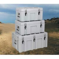 Wholesale 50 Litre Grey Durable Transit Case Transport Case from china suppliers