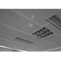 Buy cheap PERFORATED ACOUSTIC GYPSUM CEILING BOARD from wholesalers