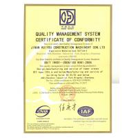 Jinan Huiyou Construction Machinery Co., Ltd-HYCM Tower Crane Certifications