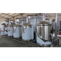 Wholesale 100L home brewing system beer making machine from china suppliers