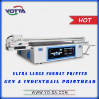 Wholesale Large Format UV flatbed 3D wall tiles printer 3D floor printer,3d dolphin wall tiles printing machine from china suppliers
