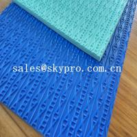 Wholesale Custom Shoe Sole Rubber Sheet various color skidproof rubber from china suppliers