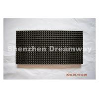Wholesale High Definition Perimeter LED Display Module , Soft Rubber Mask LED Screen Modules from china suppliers