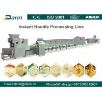 Wholesale Commercial Instant Noodle Production Line with recipe , SS304 Material from china suppliers