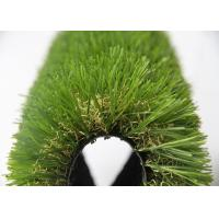 Wholesale Childhood 25MM Fake Grass For Outside , Turf Synthetic Grass Rug 9600 Dtex from china suppliers