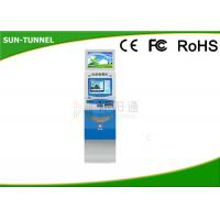 Wholesale Self Service Software Dual Screen Kiosk Gift Card Dispenser Anti - Vandal 250cd / ㎡ from china suppliers