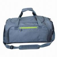 Wholesale Holdall Bag, Bottom Section with PVC Coating Outer and Can be Better Waterproof  from china suppliers