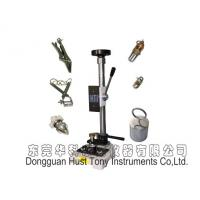 Wholesale Professional Laboratory Testing Equipment / Button Pull Tester from china suppliers