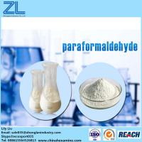 Wholesale 25kg / Bag White Paraformaldehyde Powder With CAS NO. 30525-89-4 from china suppliers