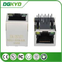 Wholesale 1000 BASE gigabit ethernet connector RJ45 with isolation transformer Moudles for Internet Camera from china suppliers