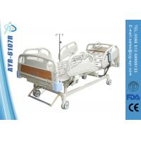 Wholesale 2 Functions Powder Coating Rotating Hospital Electric Beds With Manual CPR from china suppliers