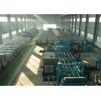 Wholesale Continuous GI Steel Sheet Hot Dip Galvanizing Line Steel Roll Forming Machine from china suppliers