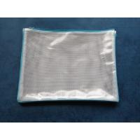 Wholesale Pvc Mesh Round Zipper Bag from china suppliers