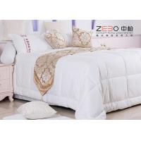 Wholesale 400GSM Hotel Collection King Duvet Microfiber Filling Boxed Quilted from china suppliers