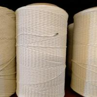Wholesale Eco-friendly Polyester Cable Filler Yarn LOI>45 High Flame Retardant from china suppliers