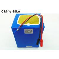 Wholesale Rechargeable 5 Amp Replacement Lithium Batteries For Electric Bikes / Motorcycle from china suppliers