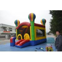 Wholesale Children Inflatable Bouncing House With Balloon UV Resistance from china suppliers