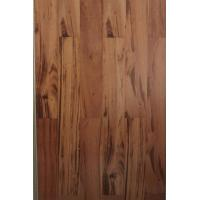 Wholesale Prefinished Tigerwood Engineered wood flooring, natural color from china suppliers