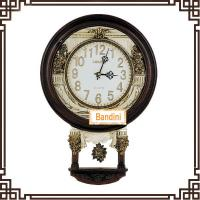 Wholesale New design modern decorative clock quartz gift clock wall clock for decoration BF8037-1 from china suppliers