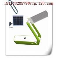 Wholesale Split Type Foldable LED Solar Reading Lamp from china suppliers