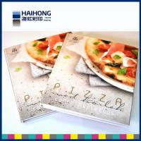 Wholesale CMYK  Environment - friendly Art Paper Hardcover cook book printing  and binding services from china suppliers