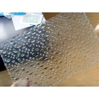 Wholesale Waterproof Mirror Rolled Flat Float Glass With Patterned , 3mm - 8mm from china suppliers