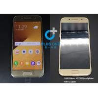 Quality Full Transparency 3D Curved Screen Protector For Samsung Galaxy A3 2017 Full Coverage for sale