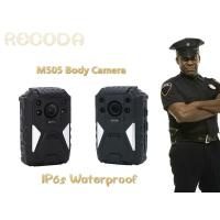 Wholesale Weaterproof police body mounted cameras Support on 1296P Resolution With IR Function from china suppliers