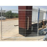 Wholesale Temporary Fence and Hoarding AS4687-2007 ,2100mm x 2400mm temp fence panels ,factory stocked for sale from china suppliers