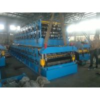 Wholesale 5.5KW Motor Power Double Layer Roll Forming Machine PLC Panasonic from china suppliers
