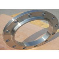 Wholesale Open Die Forged Steel Flanges / Ring Flange Forging In Natural Gas Pipeline from china suppliers