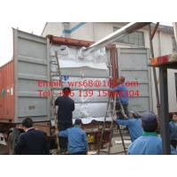 Wholesale 20ft PP woven dry bulk container liner for PP, PVC, PE ,PET resin from china suppliers