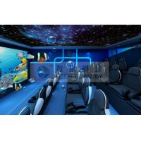 Wholesale Special Decoration 5D Movie Theater with Customized Movies for Theme Park from china suppliers