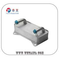 Wholesale 02E409061B Engine Oil Cooler TF-1066 Automotive Cooling System Assembly from china suppliers