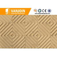 Wholesale 600x600mm Flexible Clay Wall Tile , Soft Ceramic Tile Flooring Lightweight from china suppliers