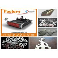 Wholesale High Precision Steel Sheet Cutting Machine , Sheet Metal Laser Cutting Machine from china suppliers