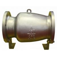 Wholesale Axial Flow Check Valve RF BB Type OS Yoke Design Stable Performance from china suppliers
