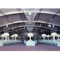 Quality 1000 Seater Clearspan Big Event Tents Modular Flexible Design 25m x 60m / 20m x 60m / 30m x 40m for sale